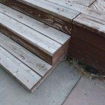 Hoe herstel je een houten vlonder