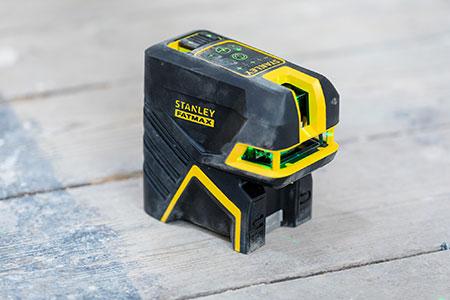 zelfnivellerende-laser