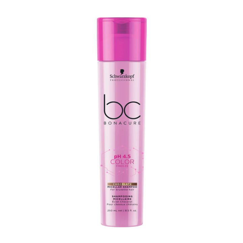 Schwarzkopf BC Color Freeze Silver Micellar shampoo