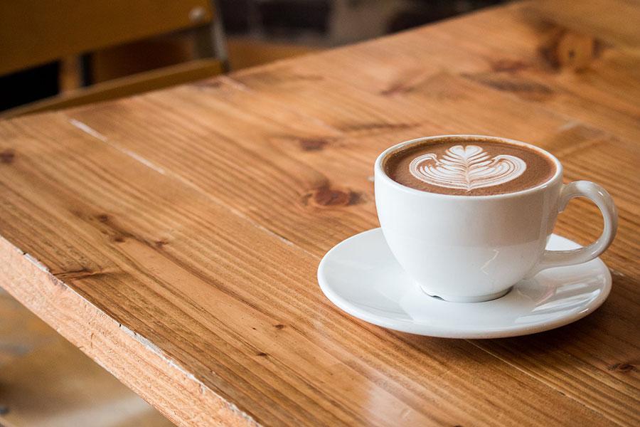Zakelijke koffie