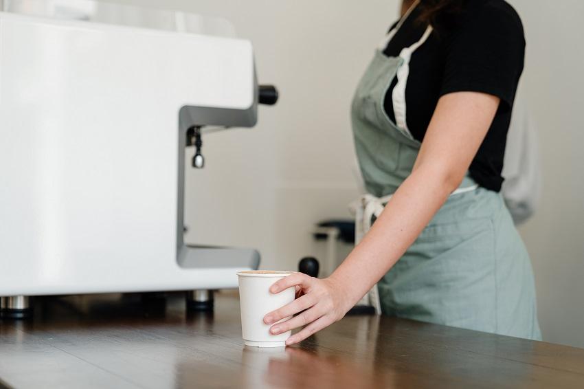 Een duurzaam kantoor begint met koffiebekers